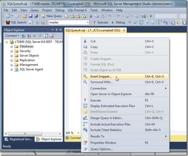 SQL Server 2012 – The Flying Maverick