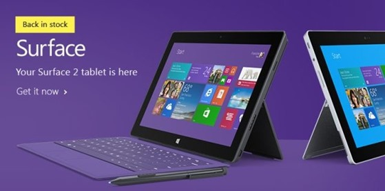 Surface2BackInStock