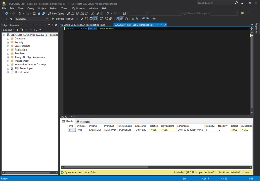 How to Enable Dark Theme for SQL Server Management Studio – The