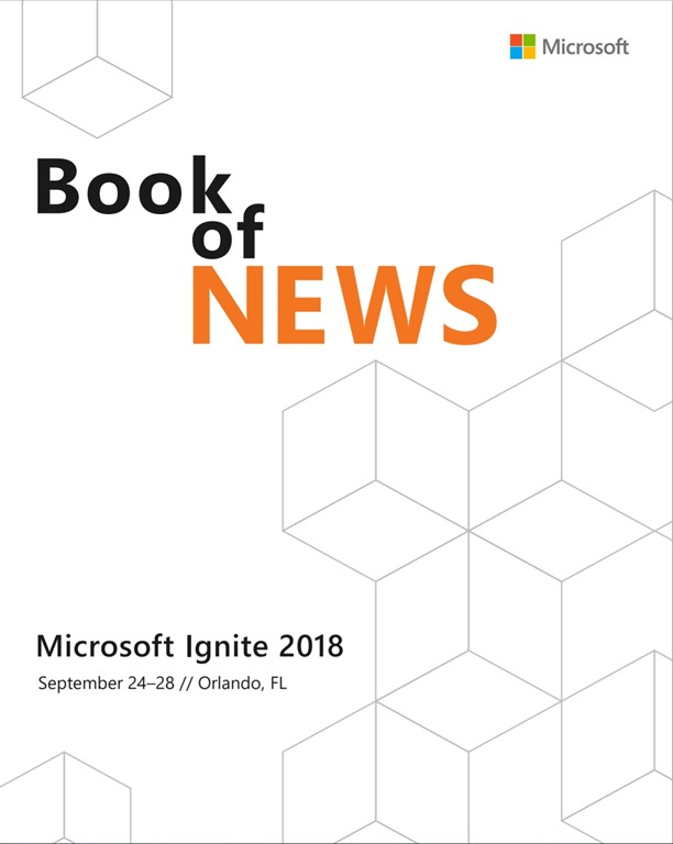 Ignite2018-book-of-news